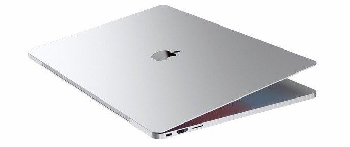 Render não oficial do MacBook Pro 2021
