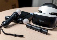 Mais de 4 milhões de PlayStation VR vendidos e 25 jogos novos a caminho!