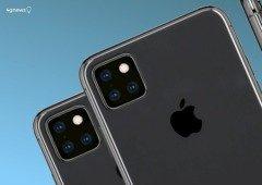 Mais rumores referem que iPhone 11 terá câmara como o Huawei Mate 20 Pro