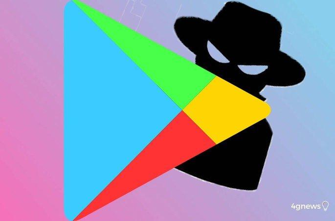Google Play Store Spyware Apps aplicações
