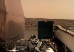 Lander 'InSight' da NASA aterra em Marte e já nos mandou duas fotos