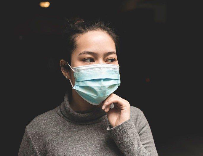 Máscaras da Xiaomi Youpin Corona vírus