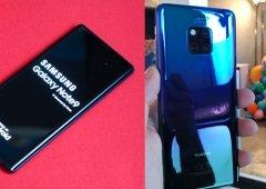 Huawei Mate 20 Pro ou Samsung Galaxy Note 9? Qual o melhor?