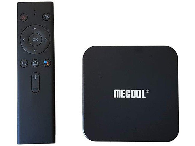 Android TV MECOOL KM9 PRO