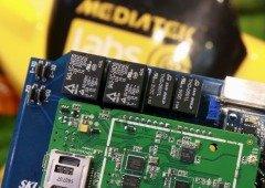 Mediatek começa a produzir chips para televisões 8K