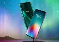 Meizu 16T é oficial: um topo de gama por menos de €260!
