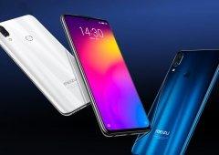 Meizu revela o concorrente direto ao Xiaomi Redmi Note 7 Pro