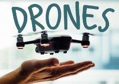 Os 7 melhores drones baratos e bons para comprar em 2020