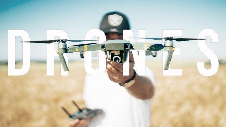 Os 7 melhores drones para comprar em 2020