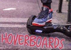 As melhores hoverboards para comprar em 2020