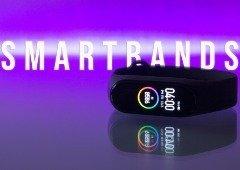 As 10 melhores smartbands para comprar em 2020