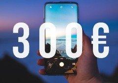 Os 10 melhores telemóveis até 300 euros em 2021