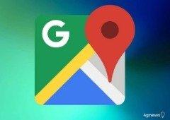 Melhorias de design chegam ao Google Maps Web