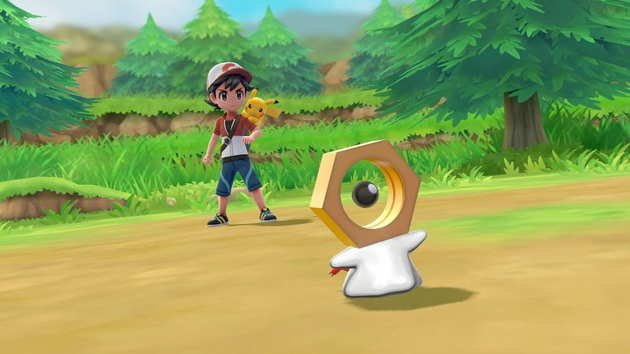 pokémon let's go meltan