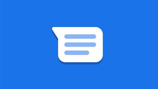 Mensagens da Google