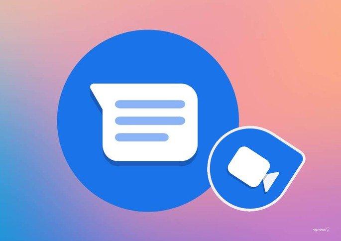 Mensagens Google, Mensagens Android, Google Duo