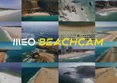 MEO Beachcam é a app que precisas este verão. Mais de 100 praias no teu bolso
