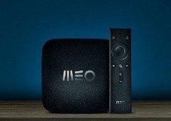 MEO tem novas Box Android TV além das Xiaomi ou NVIDIA