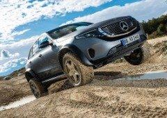 Mercedes-Benz apresentou um SUV todo-o-terreno 100% elétrico!