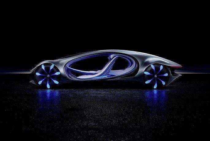Mercedes Vision AVTR 1