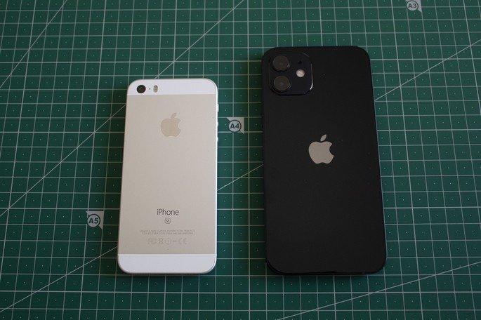 iphone se iphone 12