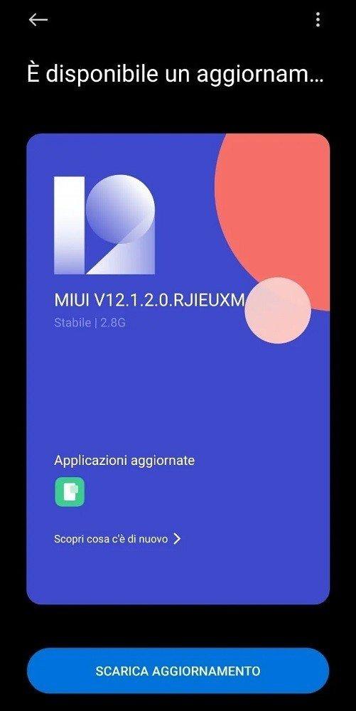 Mi 10 Lite Android 11