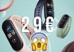 Mi Band 5 por 29€! Agarra a melhor smartband Xiaomi