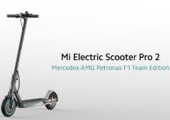 Mi Eletric Scooter Pro 2: trotinete Xiaomi ganha edição especial F1