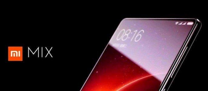 Conceito do Xiaomi Mi MIX 4