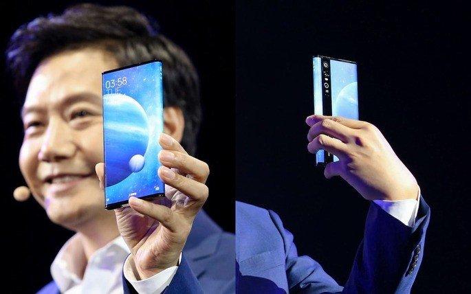 Xiaomi Mi Mix 4, Xiaomi Mi Mix Alpha