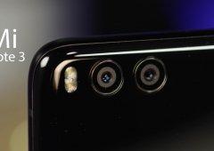 Xiaomi Mi Note 3 Review - Um Mi 6 em ponto grande