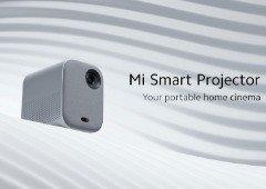 Mi Smart Projector 2 e Mesh System AX3000: as novidades Xiaomi para dentro da tua casa