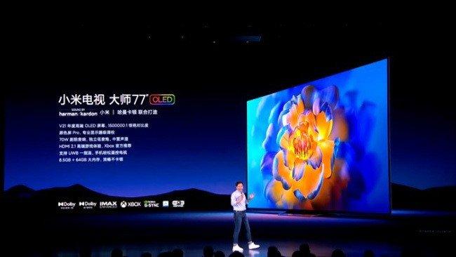 Mi TV Master OLED V21