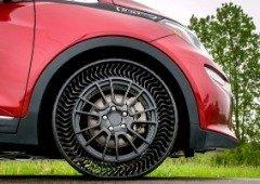Michelin testa nova geração de pneus sem ar (vídeo)