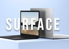 Microsoft anuncia os Surface Laptop 4 com processadores AMD ou Intel