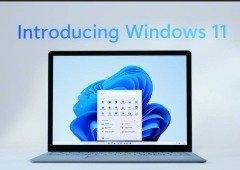 Microsoft apresenta oficialmente o Windows 11 com um design controverso