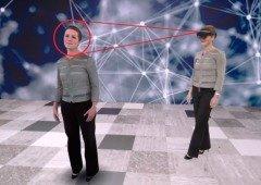 Microsoft Hololens 2 consegue criar hologramas que falam várias línguas