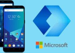 """Microsoft Launcher 6.0 lançado! Um gostinho do """"Windows"""" no teu Android"""