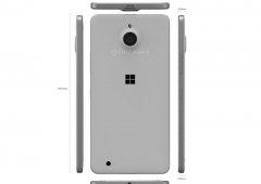 Microsoft: Novo render do Lumia 850 aparece no Twitter