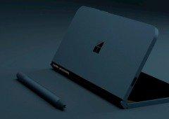 Microsoft regista patente de dispositivo dobrável. Conhece o conceito