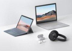 Microsoft Surface Book 3 e Surface Go 2 são oficiais! Conhece todos os seus detalhes