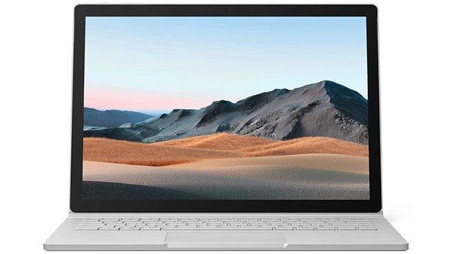 Microsoft Surface Book 3 laptop