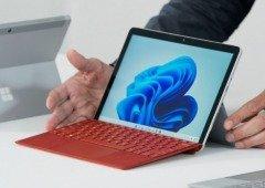 Microsoft Surface Go 3 chega mais potente e igualmente portátil