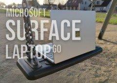 Microsoft Surface Laptop Go review: versátil e compacto, mas com (muitos) compromissos