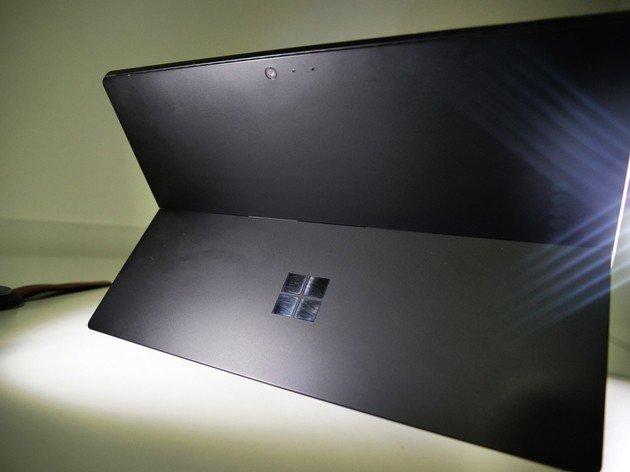 Microsoft Surface Pro 6 CONSTRUÇÃO