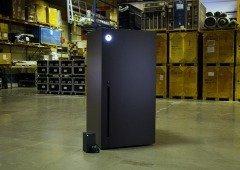 Microsoft vai fazer frigoríficos inspirados na Xbox Series X