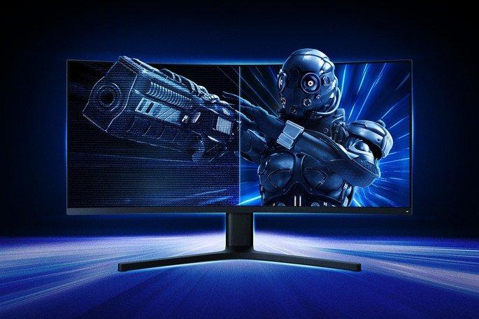 Monitor Mi Curved Gaming Monitor 34