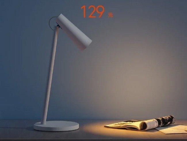 MIJIA Smart Rechargeable Desk Lamp