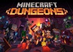 Minecraft Dungeons tem data de lançamento revelada! Xbox One, PS4, PC e Nintendo Switch