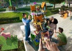 Minecraft Earth: assiste ao primeiro trailer do jogo de Realidade Aumentada